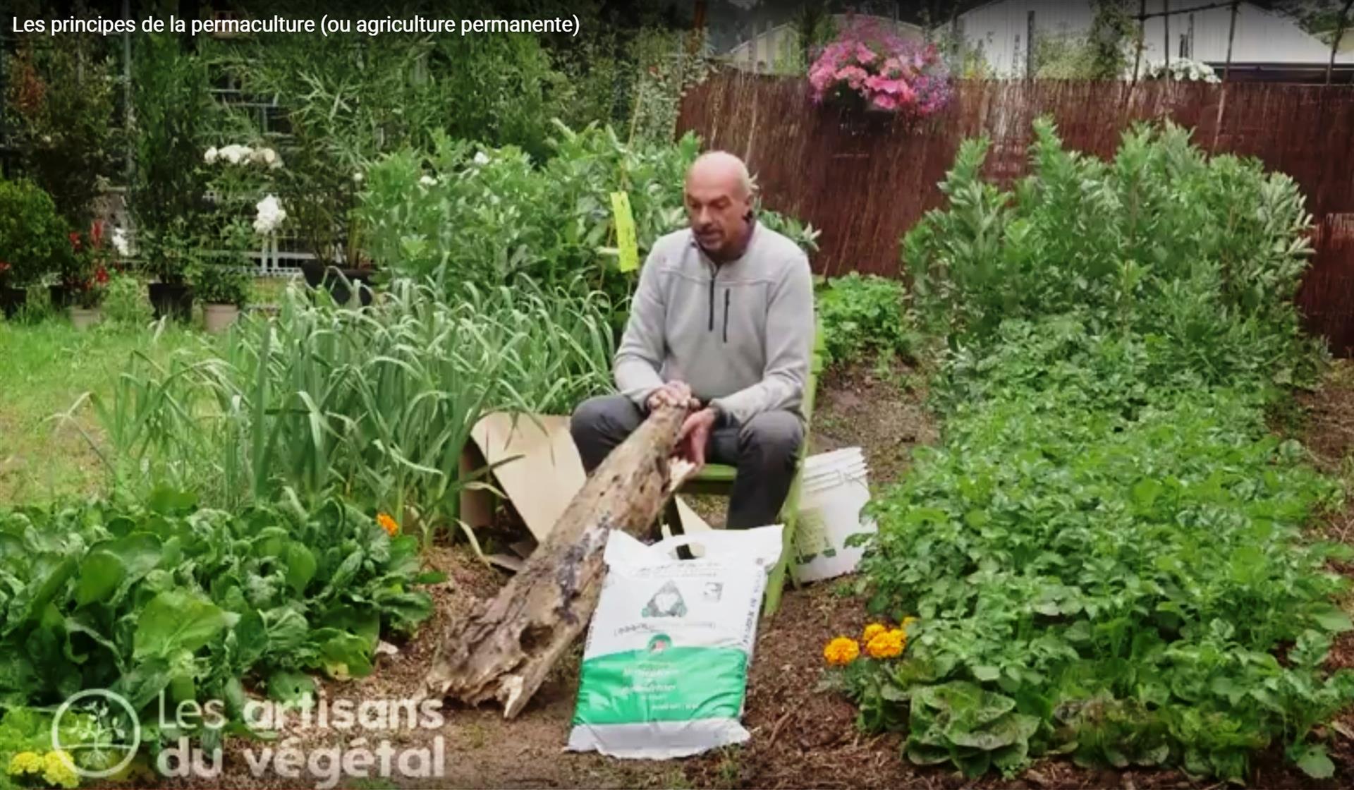 Les principes de la permaculture ou agriculture permanente for Jardin 3 rivieres